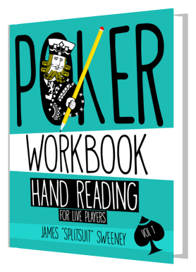 hand reading work book