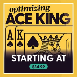Ace King Poker Book